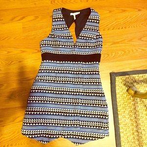 BCBG Fun Mini Dress!!